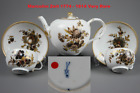Meissen Teeservice Tasse für zwei Personen Marcolini Zeit um 1774-1814 Very Rare