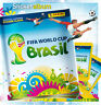 Panini WC WM BRASILIEN BRASIL 2014 – LEERALBUM EMPTY ALBUM + Tüte packet GERMANY
