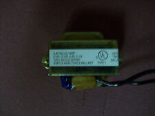 CASE OF 50 SIMPLE REACTANCE BALLAST IG 130P 0.3 AMP 120 VAC PL13 OR PLC13 LAMP