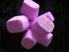 10 Cherry Bath Bomb Fizzers