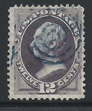 Scott #151, Single 1870 Henry Clay 12c FVF Used
