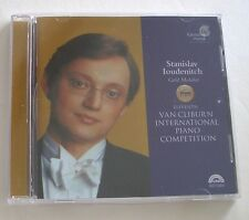 NEW 11th Van Cliburn International Piano Competition Stanislav Loudenitch GERMAN