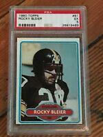 1980 Topps Rocky Bleier #61 PSA 5