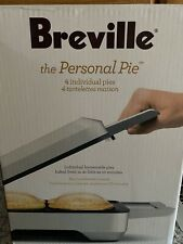 BREVILLE Personal PIE MAKER #BP1640XL NEW IN BOX