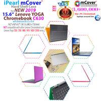 """NEW mCover® Hard Shell Case for 15.6"""" Lenovo Yoga Chromebook C630 2-in-1 Laptop"""