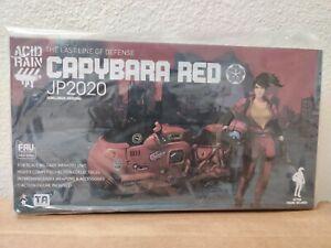 EXCLUSIVE JP2020 PID Acid Rain FAV-SP05 CAPYBARA RED 1/18 AKIRA Kaneda IN HAND
