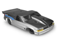 JConcepts 2002 Chevy S10 Drag Truck Street Eliminator Drag Racing Clear Body