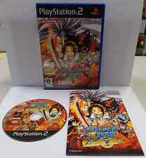Console Game Gioco SONY Playstation 2 PS2 PSX2 PAL SHAMAN KING POWER OF SPIRIT