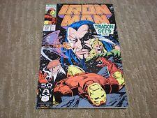 Iron Man #272 (1968 1st Series) Marvel Comics VF/NM