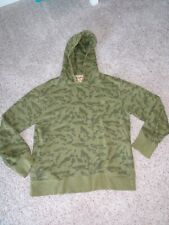 Billionaire Boys Club Bbc Flagship Exclusive Fish Camo Hoodie Sweatshirt Large