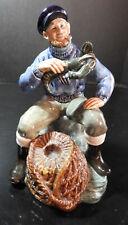 Vintage Royal Doulton Figurine - The Lobster Man Hn 2317
