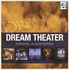 DREAM THEATER 5 X ORIGINAL SERIES PROGRESSIVE METAL CDNEW