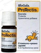 BioGaia ProTectis drops (0-3 years) – 5 ml...Digestive Health Probiotic drops