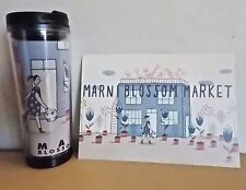 NEW-Exclusive & Limited in JAPAN in 2015-MARNI for Starbucks-Tumbler-12oz-w/Card