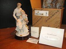 """Giuseppe Armani """"La Famiglia"""" """"At Home"""" 1263C Very Rare Htf Brand New In Box"""