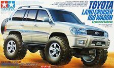 Tamiya 19021 1/32 Mini 4WD Kit Toyota Land Cruiser 100 Series Wagon VX-Limited