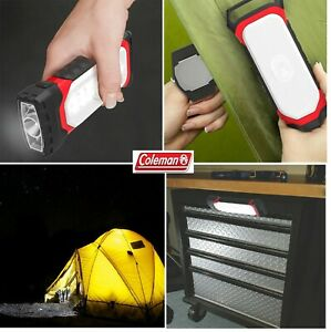 Coleman 2-in-1 Utility Light Lantern Flashlight 200Lm Magnetic Torch + Batteries