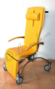 BRUMABA CADDY Patiententransporter, Stuhl, Liege, Transporter Aufwachliege
