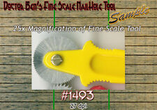 Fine Scale Nail Hole Tool Doctor Ben's Scale Consortium for 1;64/*NEW* oss01
