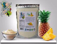 PINEAPPLE Powder 8oz(1/2lb) 100% Natural Great source of Vitamin A, C, Manganese