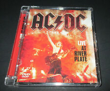 AC/DC: Live at River Plate- ( DVD Region 1) Concert Angus Young -FREE SHIPPING!