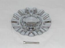 INCUBUS 523 OVERLORD EMR0523-TRUCK-CAP LG0605-52 CHROME WHEEL RIM CENTER CAP