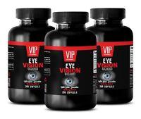 vision - EYE VISION GUARD - lutein natural - 3 Bottles (600 Softgels)