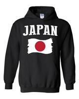 Japan  Unisex Hoodie Hooded Sweatshirt