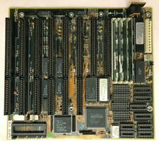 286 motherboard, AMD 16 MHz CPU, 1Mb RAM