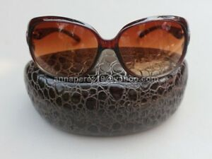 37% OFF! AUTH F/X FASHION EXCHANGE SUNGLASSES WITH HARD CASE #4 BNEW SRP 299+