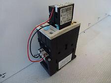 Siemens 3rt1034-3bb40 24 V DC + 3rh1921-2ca10 + Murr Elektronik 26073