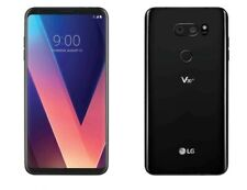 LG V30 Plus - LS998 - 128GB - GSM Unlocked Smartphone 7/10 SBI