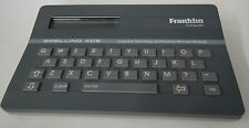 Franklin Computer Spelling Ace Sa-98 by Proximity/Merriam Webster (Bin 20)