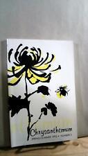Koon WOON / Chrysanthemum No 3 Spring/Summer 1992 First Edition