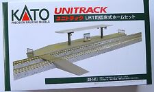 Kato N Scale 23-141 Unitrack Low floor type home set to Lrt