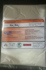 Sodium Sulphate Anhydrous (Na2SO4) 500g 1st class post