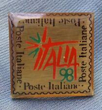 PIN FILATÉLICO. POSTE ITALIANE. ITALIA 98