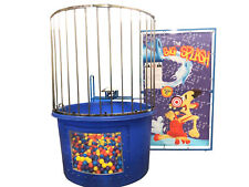 DUNK TANK Game Dunker Machine Tanks Dunkers Amusement Event Attraction - New