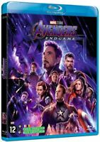 AVENGERS ENDGAME  MARVEL   BLU RAY   NEUF SOUS CELLOPHANE