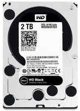 Western Digital WD Black 2TB WD2003FZEX  3.5 Inch SATAIII Desktop HDD Hard Drive