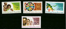 PAPUA CENSUS - COUNTING PAPUANS MINT STAMPS FROM PAPUA NEW GUINEA PACIFIC OCEAN