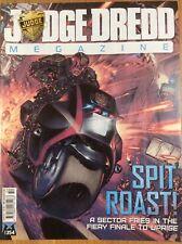 Judge Dredd Megazine Issue 354 16/12/14 Rose O'Rion mini-trade (2000ad)