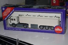 Siku  3511  unbedruckter  Tankzug  Mercedes Benz  orig. verpackt  Sondermodel !