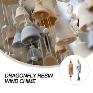 Rustic Retro Dragonfly Wind Chimes Bird Dragonfly Wind Chimes Pendant Home
