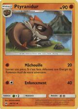 Pokemon - Ptyranidur X2 - Peu commune - SL6 - 68/131 - VF Français