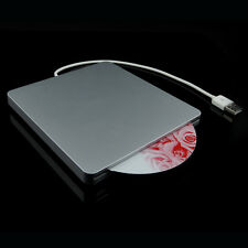 Slim USB Port DVD CD 9.5mm&12.7mm Sata External Drive Case for Laptop PC