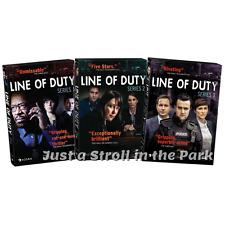 Line Of Duty: Complete British TV Series Seasons 1 2 3 Box / DVD Set(s) NEW!