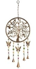 Tree of Life Windchime Mobile With Beads & Bells: 75cm