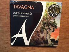 Tavagna-Cor 'di memoria [CD album] Nouveau neuf dans sa boîte