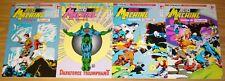 Justice Machine vol. 2 #1-4 VF/NM complete series - bill willingham's elementals